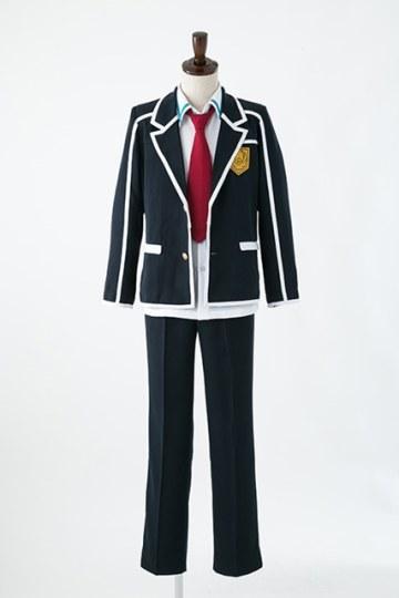 《刀剑神域》剧场版桐人亚丝娜制服将于6月发售