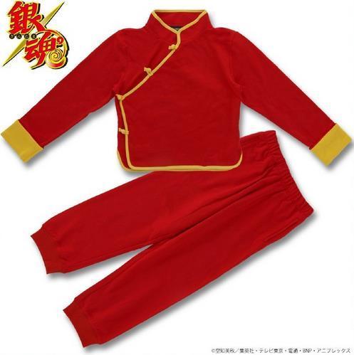 穿上红秋裤拜年吗?《银魂》实体服被吐槽难看