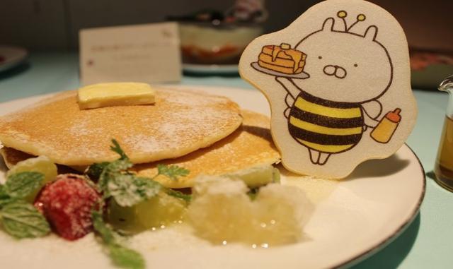 熊本熊接班人兔丸开餐厅