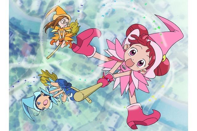 《小魔女DoReMi》将发售蓝光BOX 12月上市