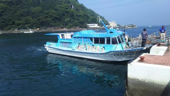 《LLSS》游船7月开始正式开行