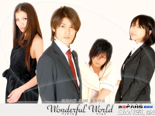电影《Wonderful World》推出DVD