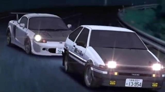 老司机必选轮胎!驰骋于秋名山的备胎