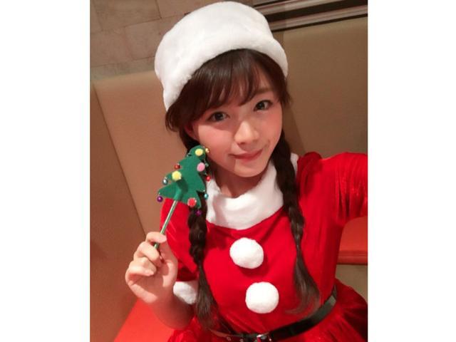 三森铃子晒圣诞装 被吐槽30岁了还装可爱