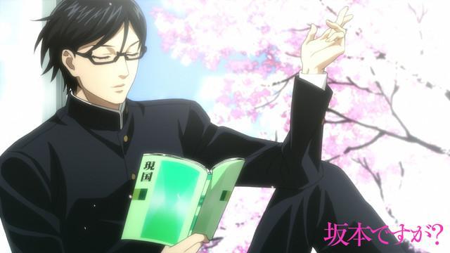 《我叫坂本我最屌》动画PV公开 追加大量新情报