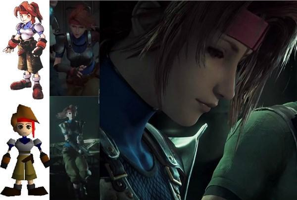 《最终幻想7》重制版最新战斗画面视频释出