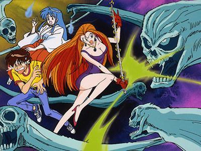 经典动漫《GS美神》将推出蓝光版 8月发售