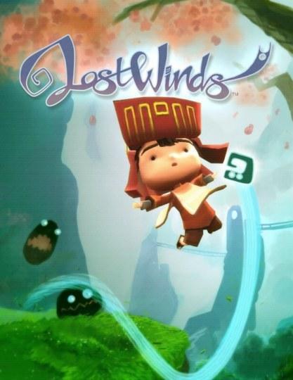 Wii冒险游戏《迷失之风》登陆PC,画面风格清新