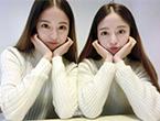 最美双胞胎学霸姐妹校花