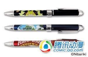 吉卜力《龙猫》3款多用笔11月发售