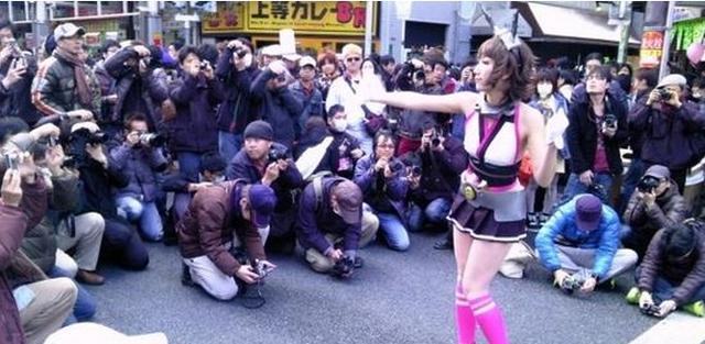 日本尼康开设COS摄影教学服务