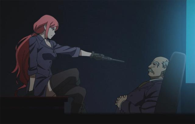 日本动画杂志《NewType》推荐《银之守墓人》