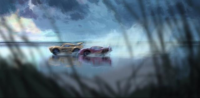 《赛车总动员3》首曝概念图 闪电回归!