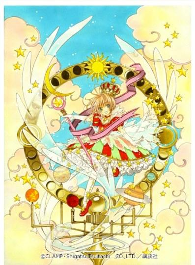 《魔卡少女樱》20周年纪念手办精致度爆表