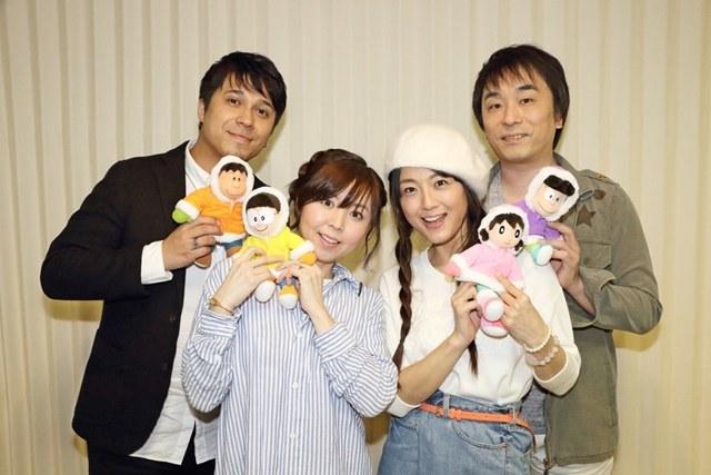 四人组来了!《哆啦A梦》主创声优畅谈剧场版