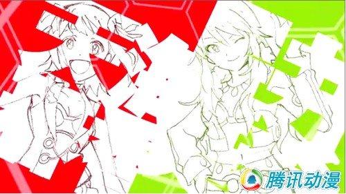 新版TV动画[偶像大师]宣传PV放出