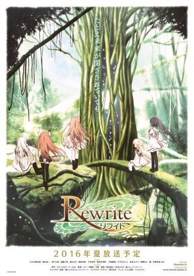 夏番《Rewrite》公开PV和大量新情报