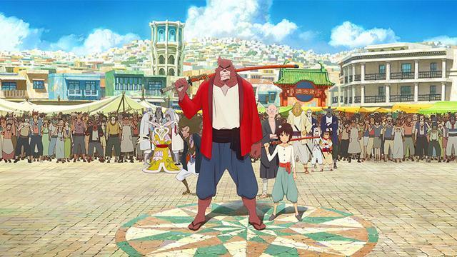 《怪物之子》获日本电影评论家大奖!