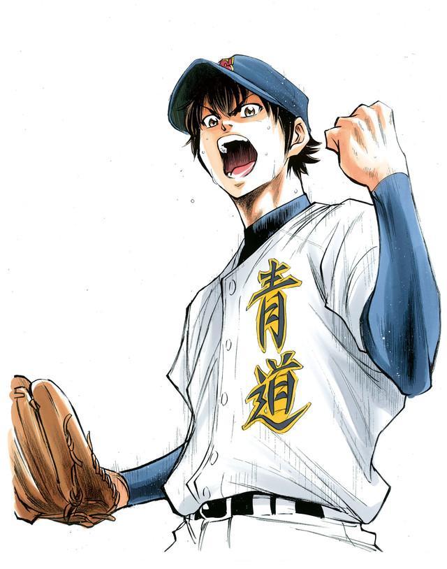 棒球名作《钻石王牌》原画展即将举行