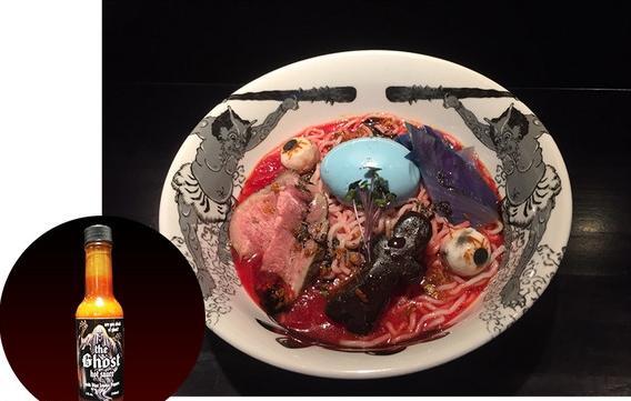 《尸体派对》惊悚美食 眼珠冷面你敢吃吗?