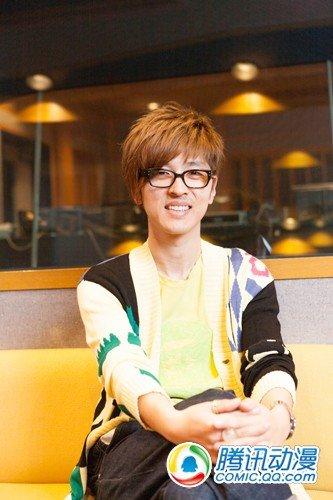 樱井孝宏专访之《我的漫画履历》