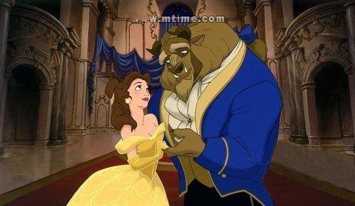 据推测是迪士尼在《美女与野兽》