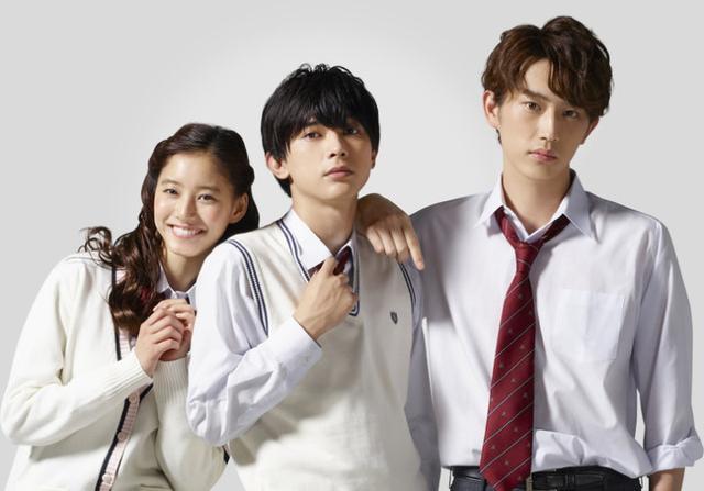 吉沢亮演《那个女孩的俘虏》漫改片