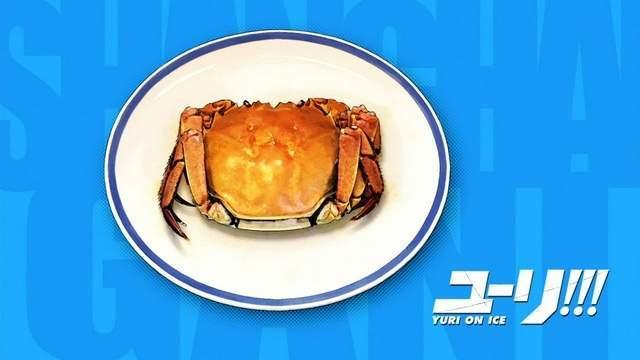 其实是深夜美食番 网友细数《冰上的尤里》中的美食