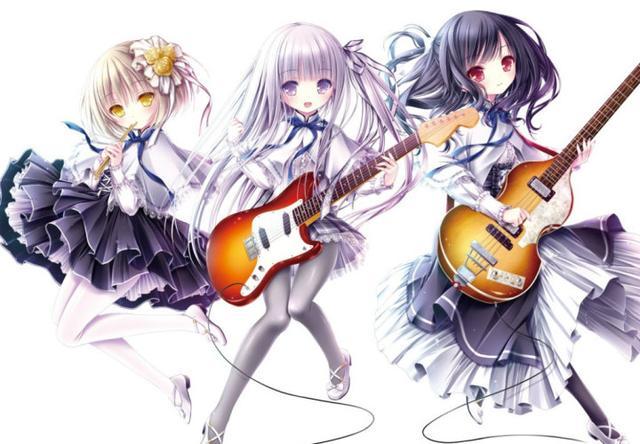 萝球社作者原作动画《天使的3P》定档明年7月