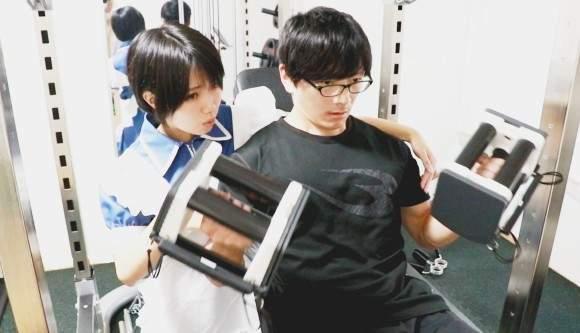 日本将现女仆健身房 让死宅变肌肉男拯救异世界