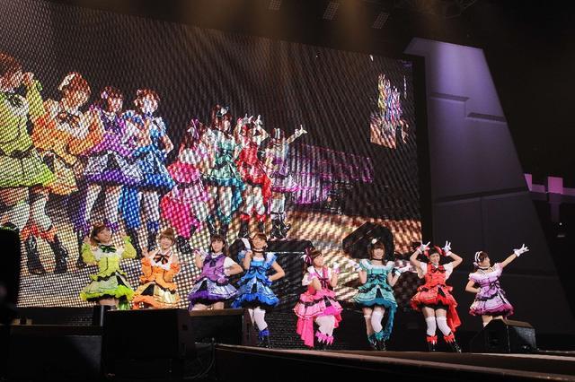 日媒曝光:ASL2015偶像团体活动亮点