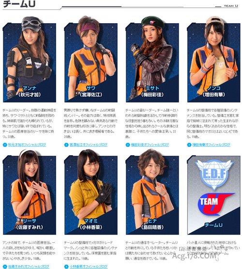 AKB48将加盟《奥特曼Saga》剧场版