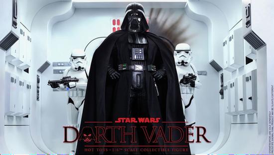 星球大战首映在即,动漫周边市场已经被星战承包了
