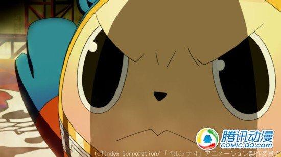 《女神异闻录4》动画10月开始播放