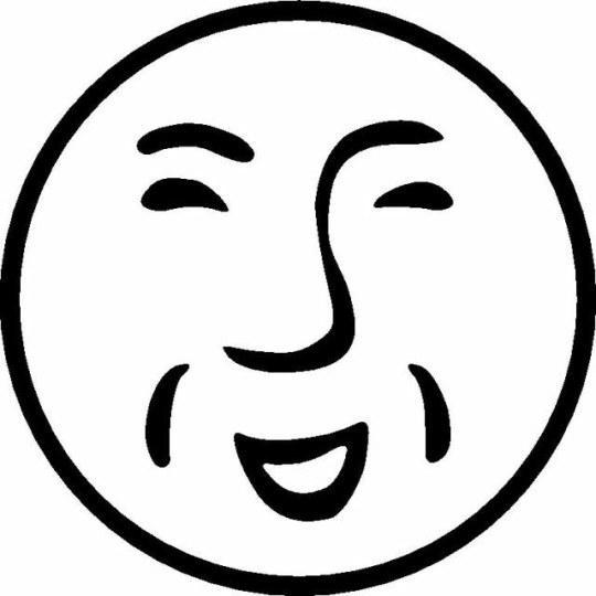 笑脸竟是占星术图片