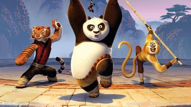 《熊猫3》登顶内地动画票房冠军