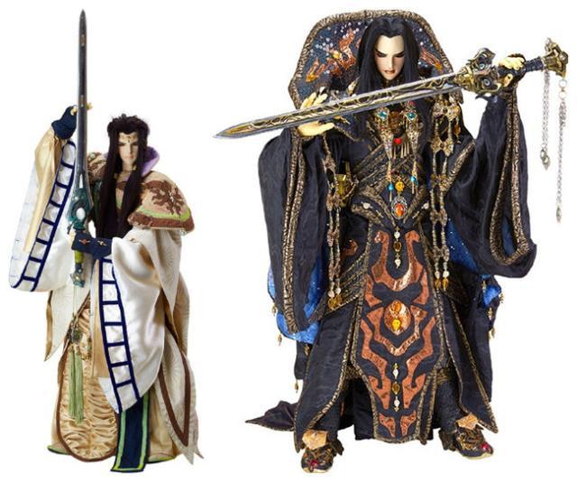 《东离剑游纪》推出布袋戏人偶