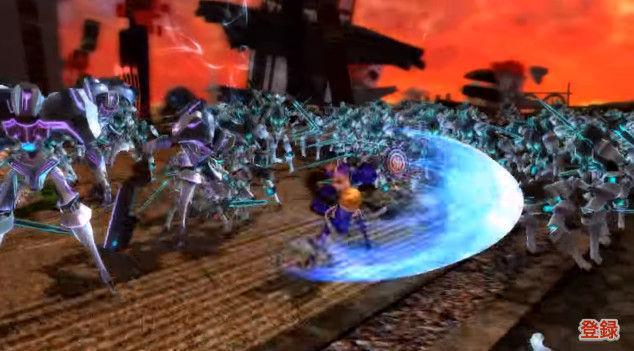 《Fate/EXTELLA》试玩影像公开 日网友吐槽像无双