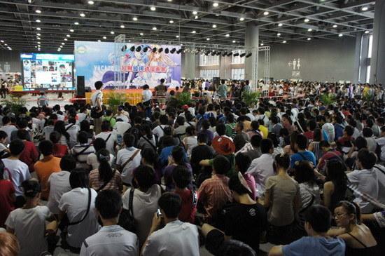 美媒:动漫风靡中国 二次元市值2500亿