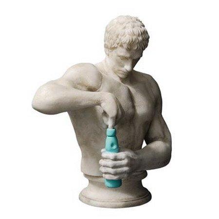 人气作《罗马浴场》微型雕像发售