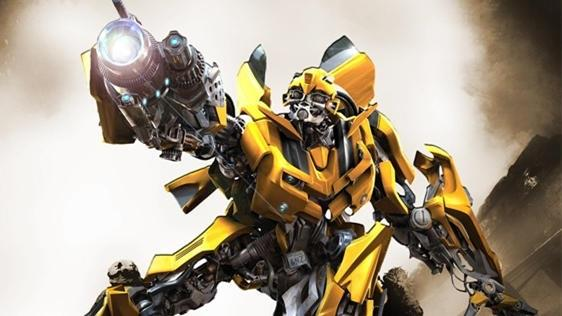 《变形金刚6》换导演 大黄蜂将为第一主角