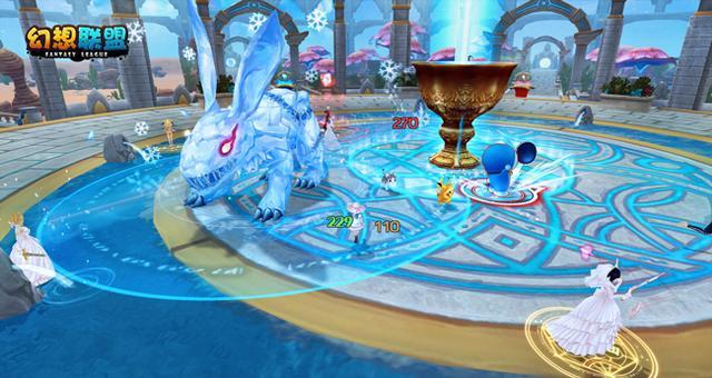 《幻想联盟》6月14日14点开测,动漫竞技网游的新星