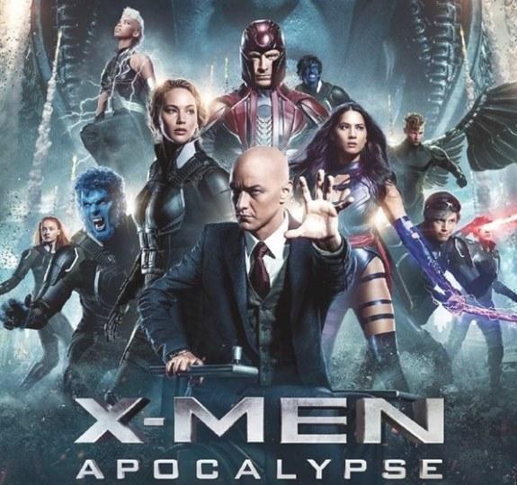 全球同步!《X战警:天启》定档5月27日