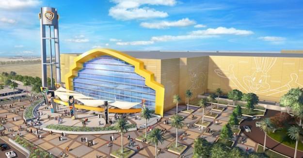 华纳兄弟主题公园将入驻阿联酋首都