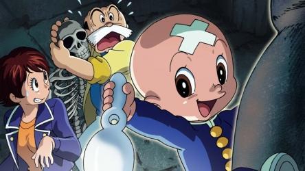 经典作品《三眼神童》衍生漫画将由工口漫画家柚木N作画