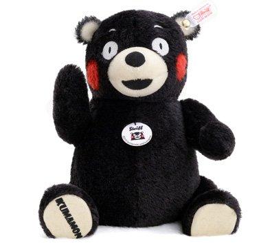 熊本县泰迪熊版吉祥物将限量发售