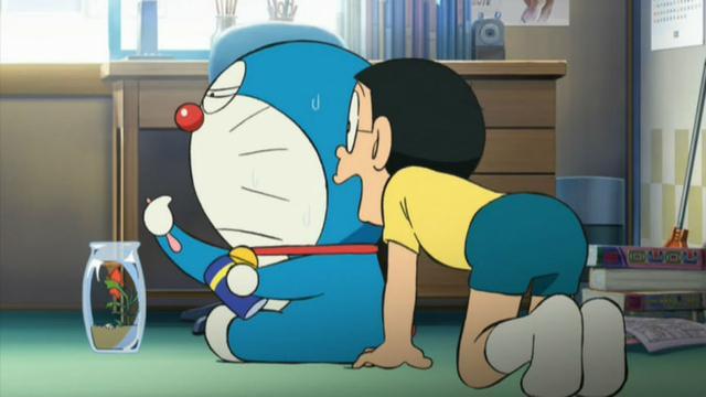 辩论!哆啦A梦该让大雄自力更生吗?