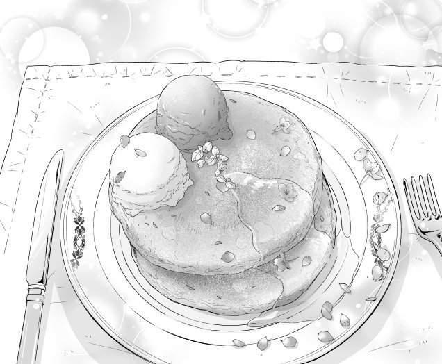 美食版《未闻花名》为了美食不能成佛的萌妹与学霸的日常