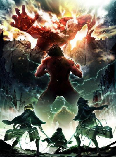 《进击的巨人》确定2017年4月开播