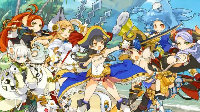 欧派任揉!《限界凸旗:七海盗》游戏8月发售